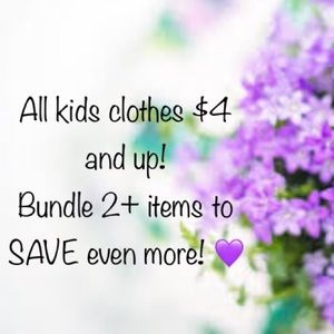 Other - Affordable, Cute Kids Clothing
